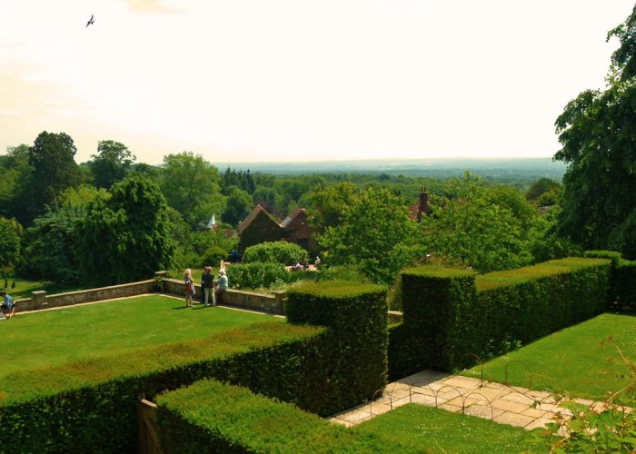 Chartwell, view, Weald of Kent