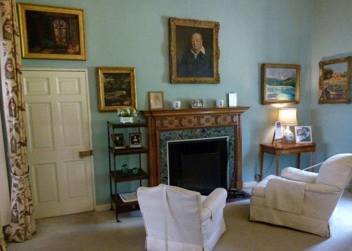 Lady Churchill's Sitting Room, Chartwell