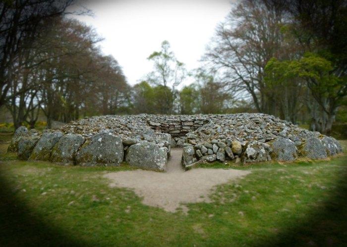 Clava Cairns, prehistoric Scotland