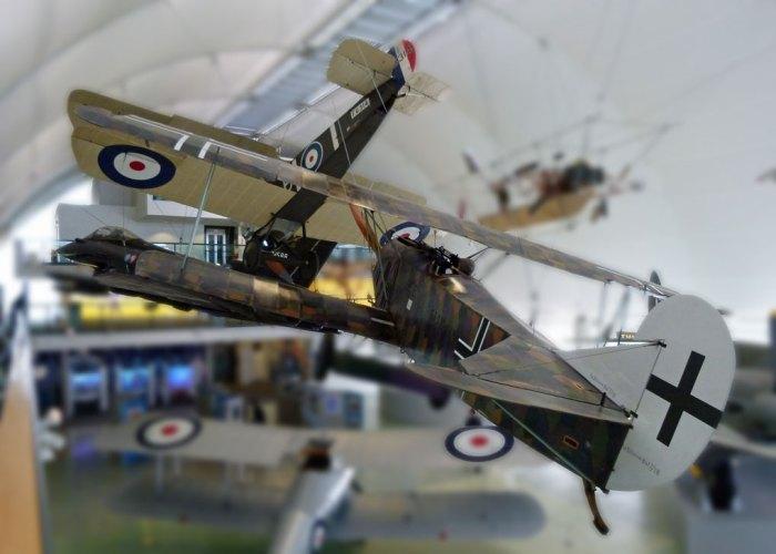 Fokker, Camel, RAF, Biggles