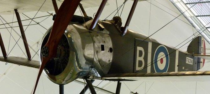 RAF100 – calling Biggles