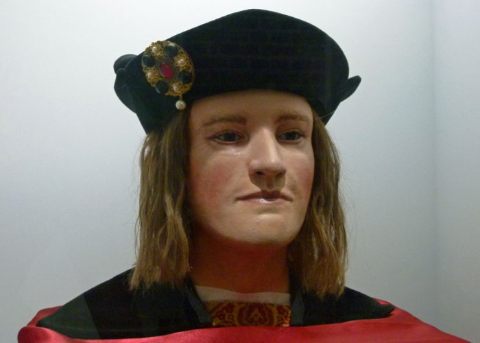 Richard III, reconstruction