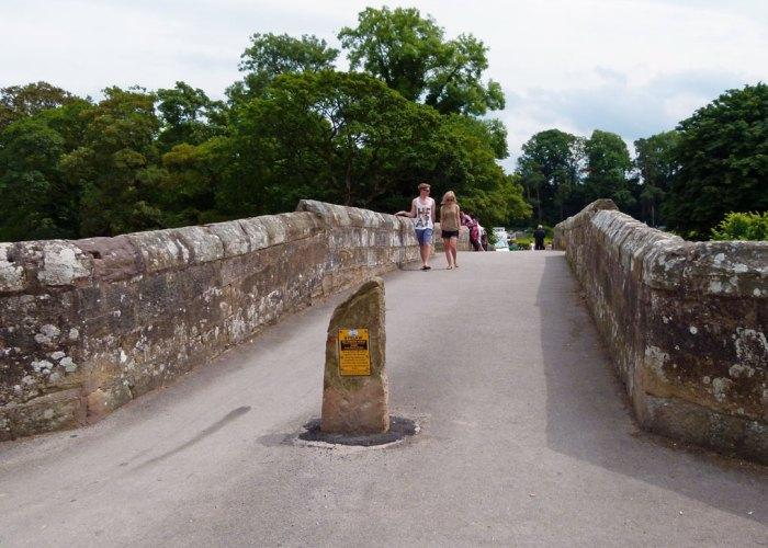 Devil's Bridge, visit Cumbria
