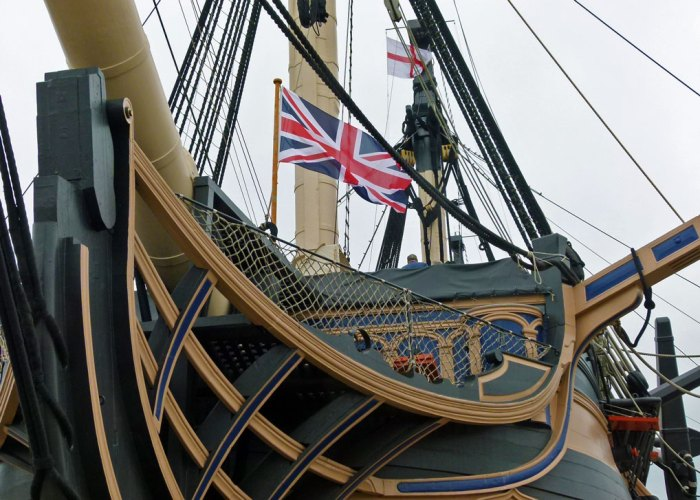 HMS Victory, Portsmouth, icon