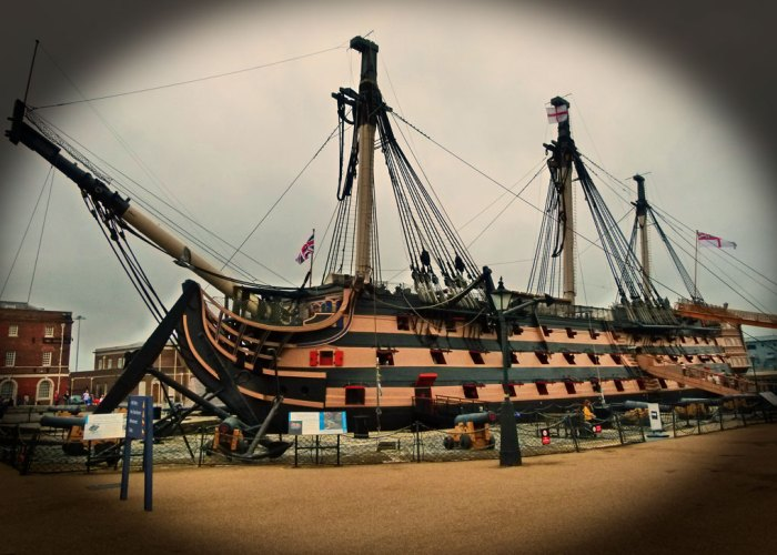 HMS Victory, Portsmouth Naval Base