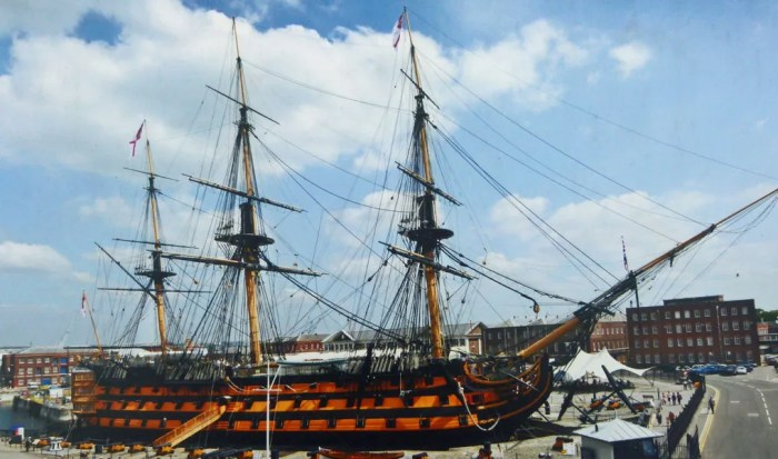 HMS Victory, Old Portsmouth