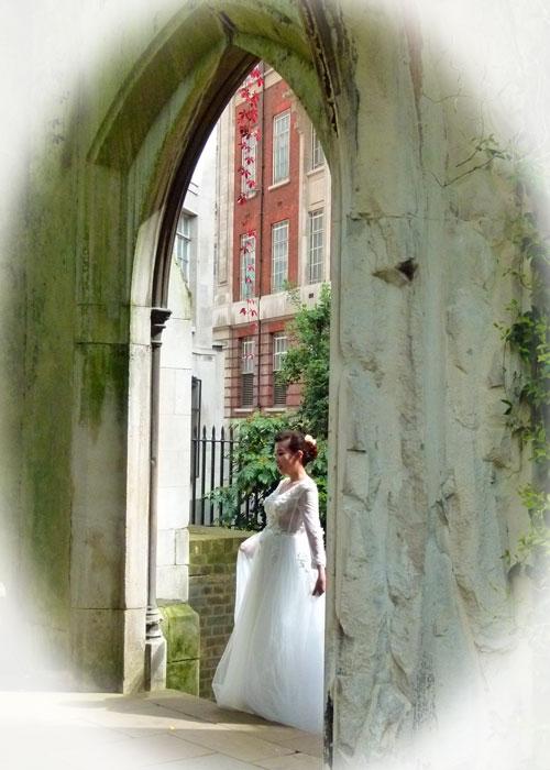 Dunstan in the East, romantic shots