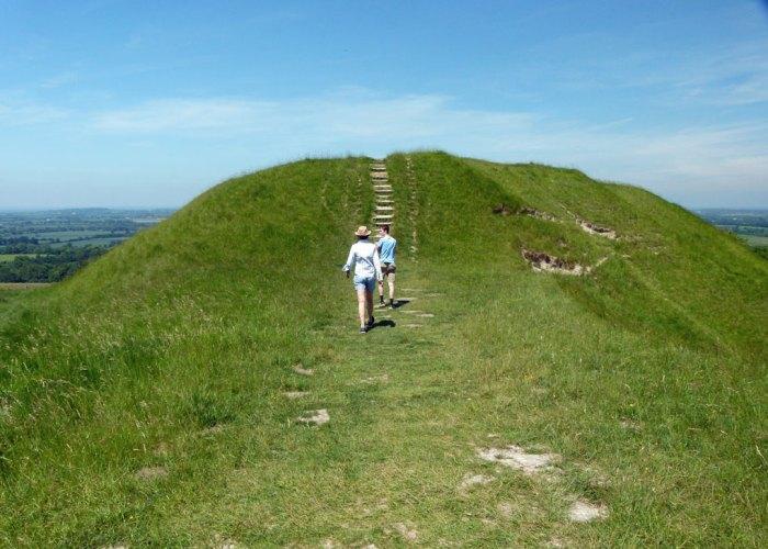 Dragon Hill, St George