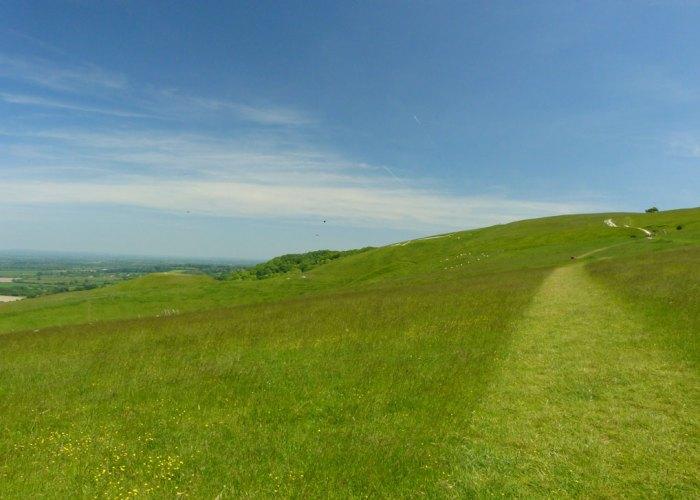White Horse, Hill, Uffington