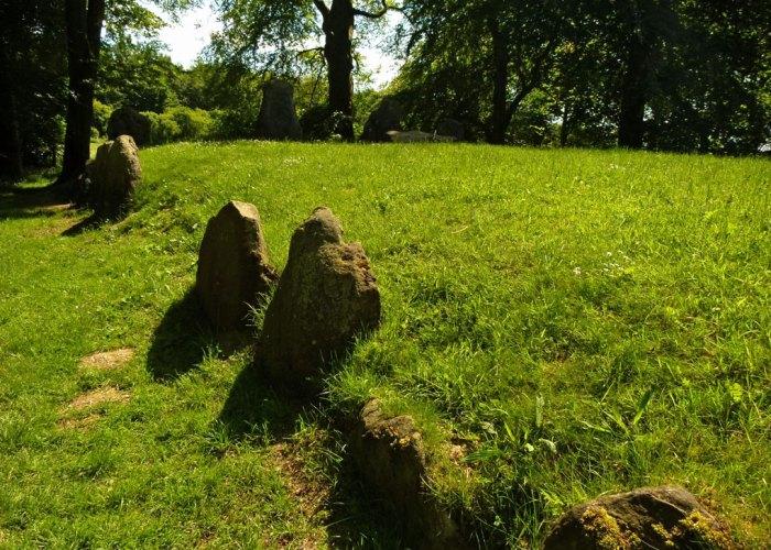 Wayland's Smithy, prehistoric England