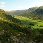 Lake District, Great Gable, Sour Milk Gill, Allerdale