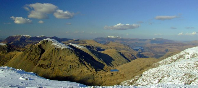 Missing Great Gable