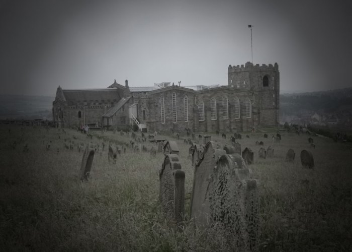 St Mary's, Whitby, Dracula
