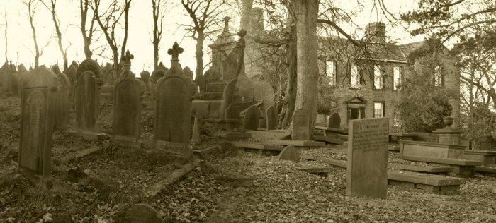 Brontë, parsonage, Haworth