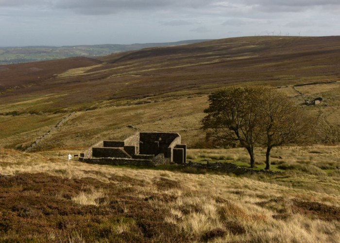 Brontë Country, Top Withen