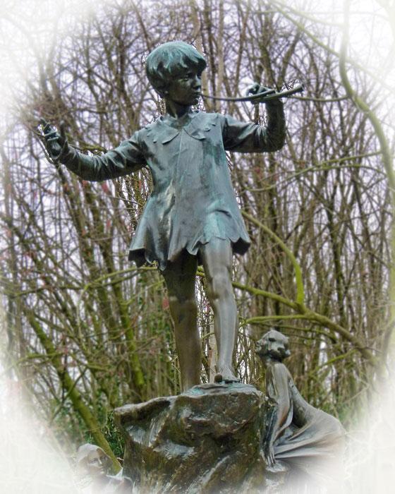 George Frampton, Peter Pan