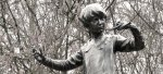Peter Pan, statue, London, Kensington Gardens