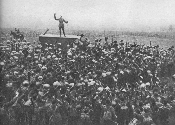 Armistice, Western Front