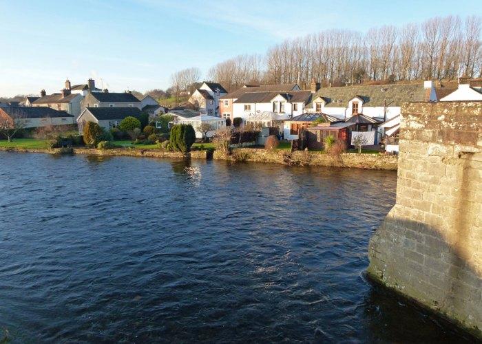Eamont Bridge, Athelstan, Cumbria