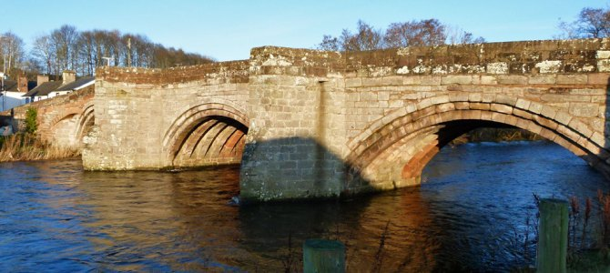 The importance of Eamont Bridge