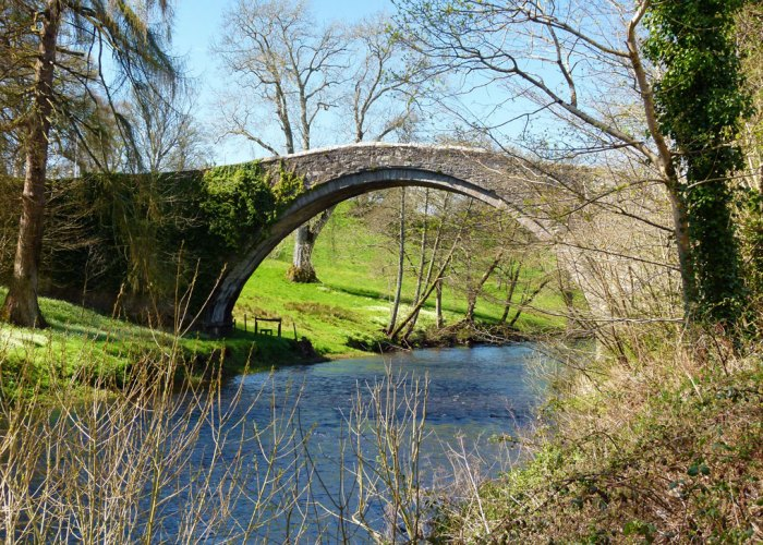 Robert Burns, Brig o Doon, Alloway