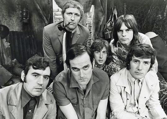 Monty Python, 1969