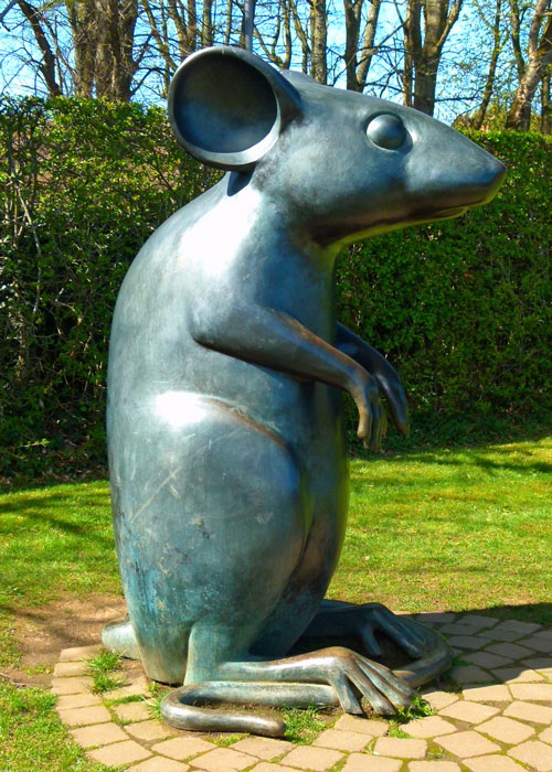 Robert Burns, to a mouse