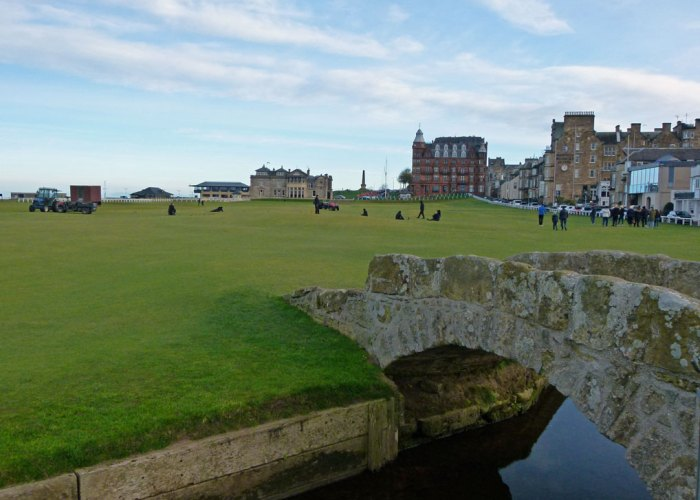 Anniversaries, 2019, rules of golf, St Andrews