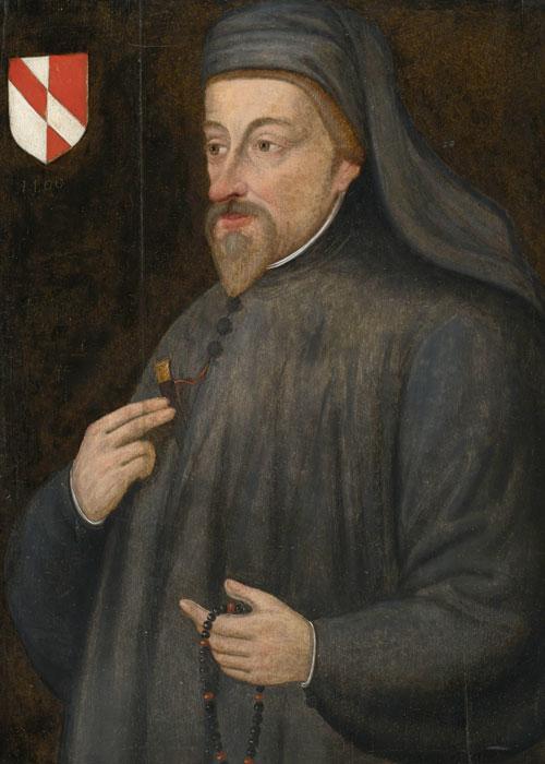 Valentine's Day, Geoffrey Chaucer