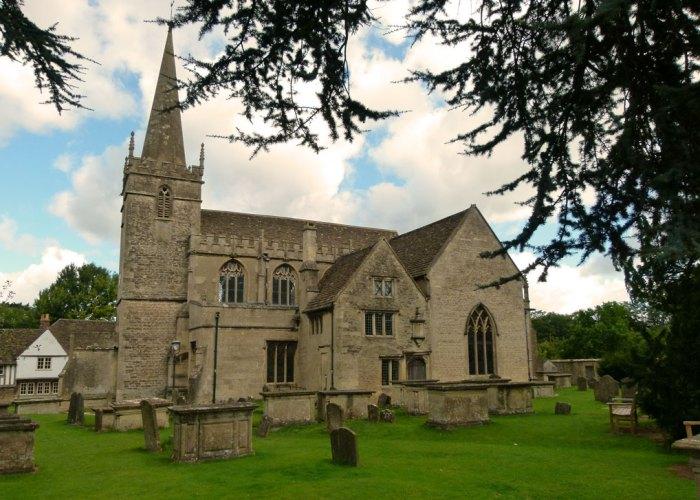 Wiltshire churches, St Cyriac, Lacock