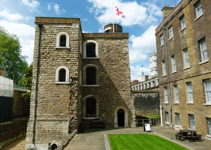 Jewel Tower, College Green, Palace of Westminster