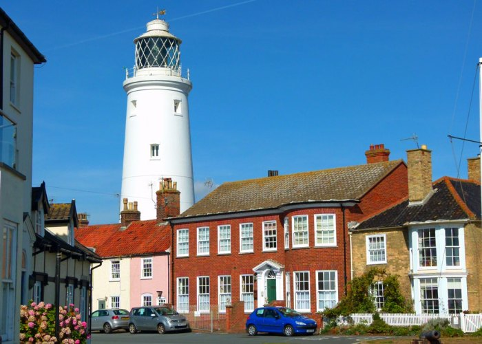 Visit Southwold's lighthouse