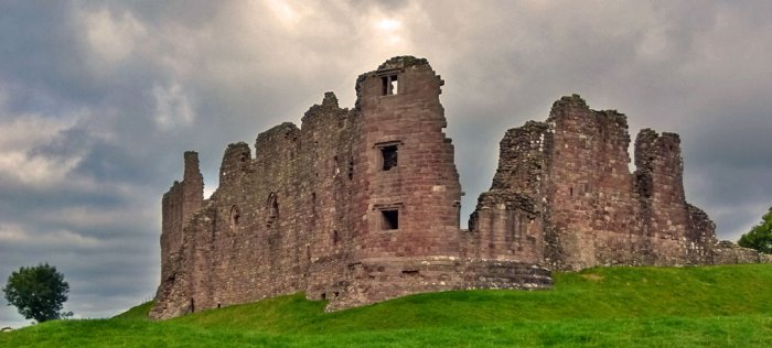 Clifford's Tower, Brough Castle