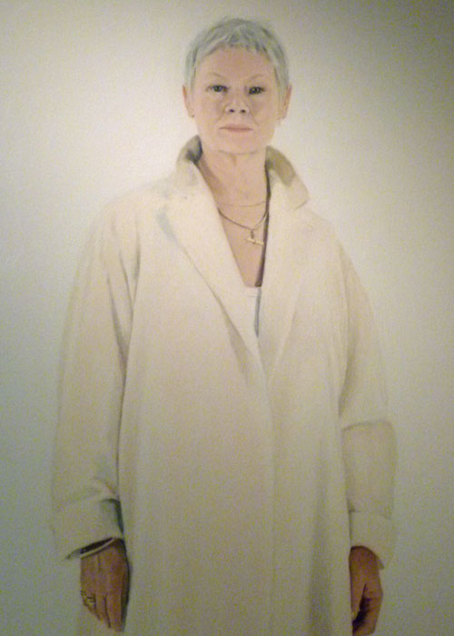 Judy Dench, free galleries in London