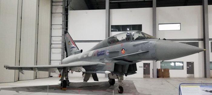 Duxford, Eurofighter Typhoon