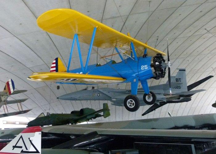 Duxford, American Air Museum