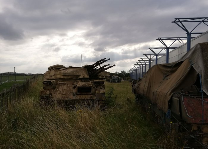 Duxford, Land Warfare