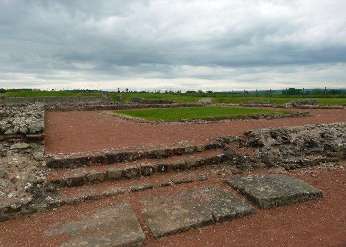 Roman market, Viroconium