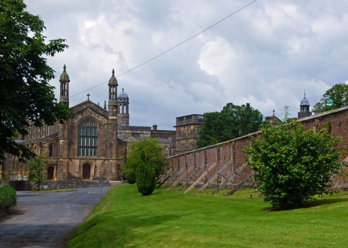 Stonyhurst College, Tolkien