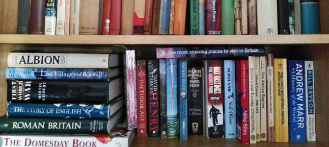 Sally's Cafe and Bookstore – New Book on the Shelves – A Bit about Britain's History by Mike Biles — Smorgasbord Blog Magazine