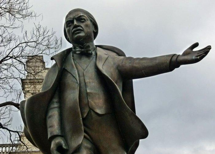 Lloyd George, Westminster