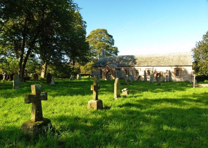 Ninekirks churchyard