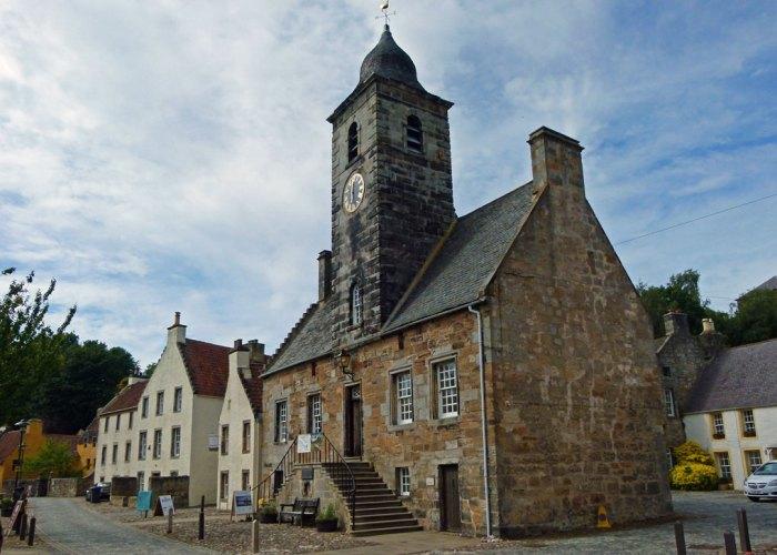 Town House, Culross, Fife