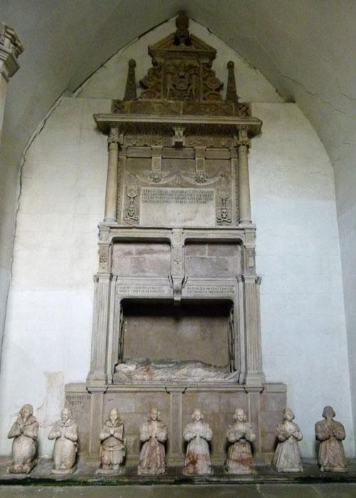 Bruce Memorial, Culross