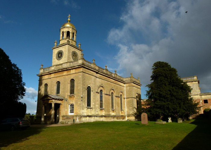 Great Witley Church