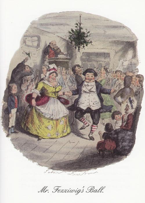 Christmas Carol, Fezziwig