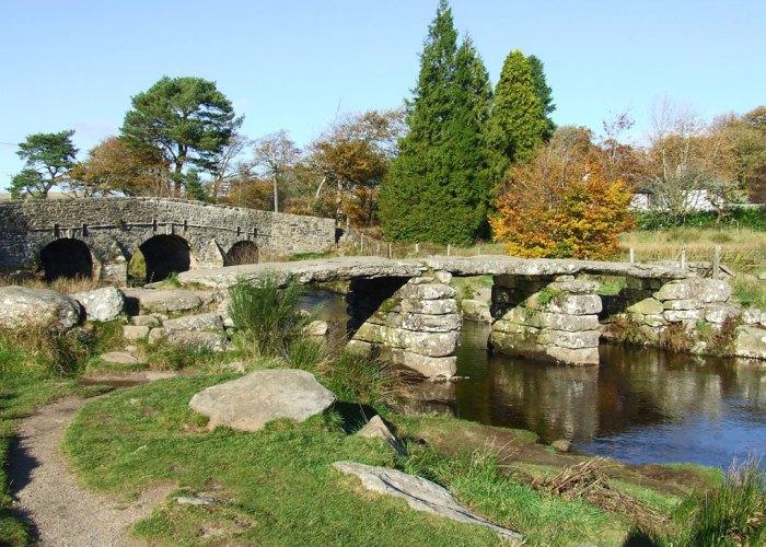 Dartmoor, Postbridge, Clapper, south west