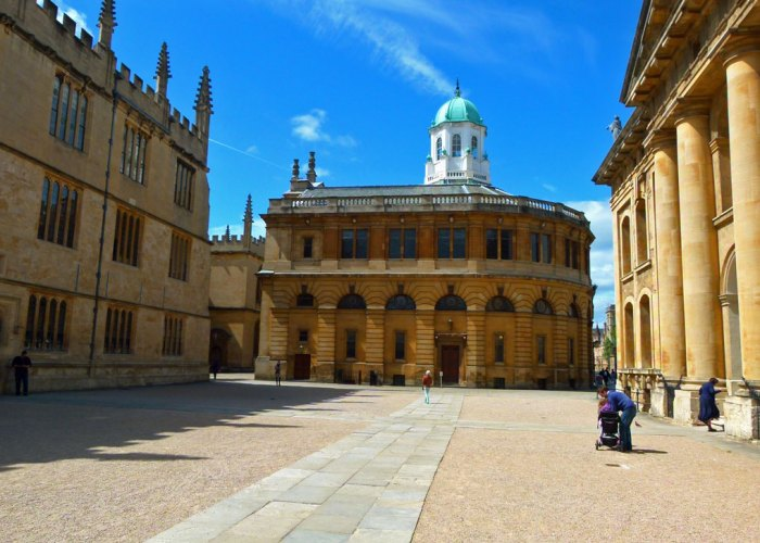 Sheldonian, Oxford