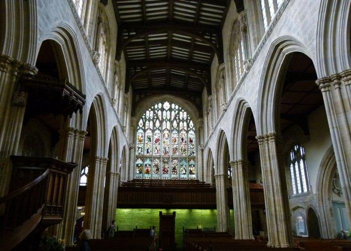 St Marys University Church, Martyrs