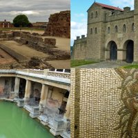Roman place names and sites